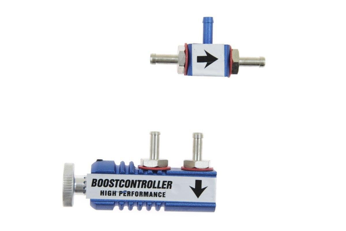 Zawór Manual Boost Controller MBC01 BLUE - GRUBYGARAGE - Sklep Tuningowy